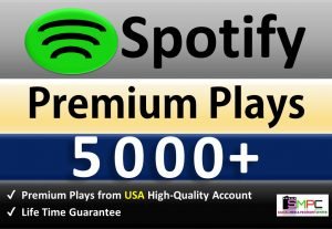 We Provide 5000+ ORGANIC Premium Plays From USA / Europe / Australia Real Real and Active Users Guaranteed
