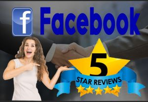 Outstanding 50 Facebook Reviews [Real & Human safe]