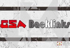 GSA Backlinks For ANY Website upto 55 million!