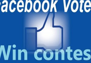 I will provide 100 Real USA Facebook votes Or Any Contest Voting Website