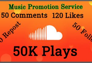 Cheap Rate High-Quality Music Promotion service