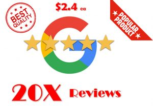 10+10 FREE GOOGLE Reviews, Sticky, Local, Real Users GMB Reviews