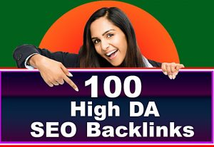 I will Do 100 HIGH-QUALITY Backlinks PR9-6 With DA 60+ Permanent links