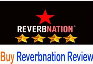 Buy 5 HQ Reverbnation 5 Star Reviews / Rating | Life Time Guaranty