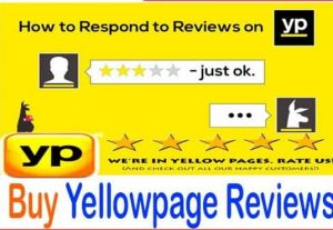Buy 5 HQ Yelp Reviews | 100% Real, Safe & Guaranteed