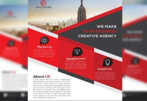 I will design corporate business flyer within 6 hours