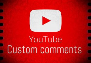 I will give you 30 USA YouTube Custom Comments