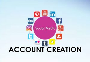 setup 15+ social profile for your business website