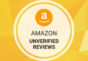 I will post exclusive one 5 stars unverified amazon review