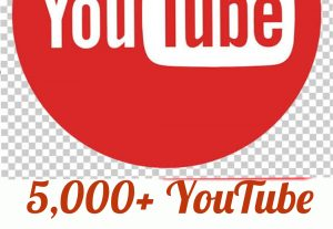 Add 5000+ YouTube Views with high quality promotion, real, non dropped and work instantly.