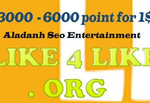 51000 – 56000 like4like.org points for 19$