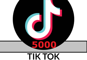 Send 5000 TIK TOK Video Views or 250 Video Likes