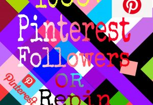 I will give you 1000+ naturally grow world wide pinterest followers or repin promotion fast delivery for $10
