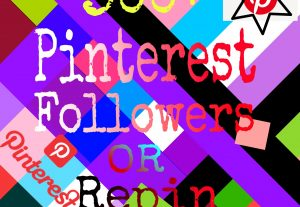 I will give you 900+ naturally grow world wide pinterest followers or repin promotion fast delivery for $9