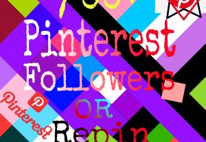I will give you 700+ naturally grow world wide pinterest promotion fast delivery for $7