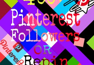 400+ naturally grow world pinterest promotion non drop with fast delivery