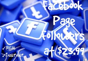 Promote your Facebook Page with 2500+ Followers at Instant with High quality Promotions,Real and 100% Organic.