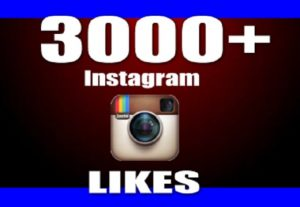 ADD you Instant 3000+ Likes or 100k+ Video Views