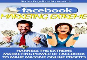 I will provide Facebook marketing extreme ebook