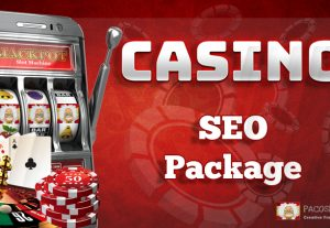 Casino, Gambling SEO Package to get ranked!