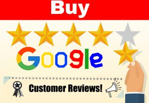 I will provide you 3 google reviews