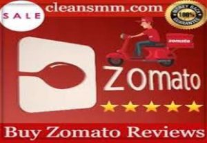 I will give 5 permanent Zomato reviews for your restaurant