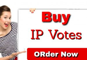 I will Provide you 200 Different IP votes for your Online Voting Contest