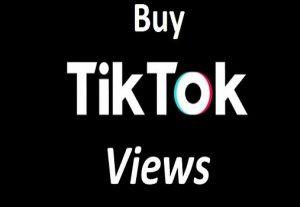 i will get you 1,000 tiktok video views