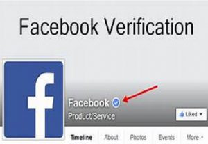 I WILL GIVE YOU FACEBOOK VERIFIED BLUE TICK