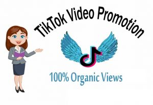 TIK TOK ALL SERVICES 40K Video Views