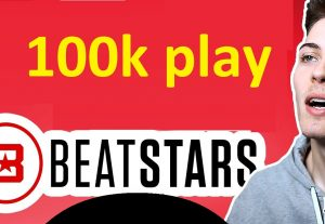 100,000 Real Safe HQ beatstars Plays Music Promotion