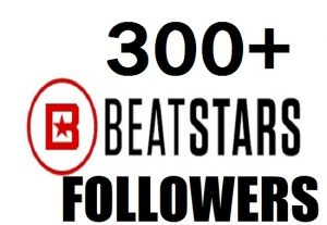 Give you High Quality 300+ beatstars Followers