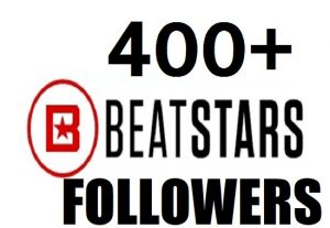 Give you High Quality 400+ beatstars Followers