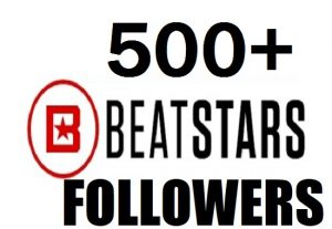 Give you High Quality 500+ beatstars Followers