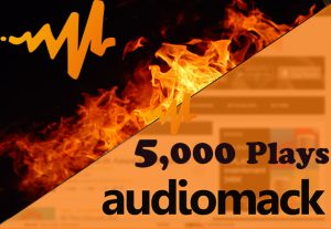 5,000 AudioMack Plays best Promotion