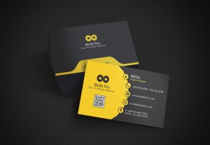I will provide unique professional business card design