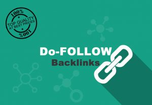 Provide 1800 DoFollow backlinks for $7