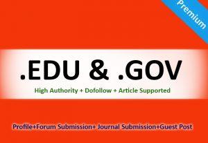 Buy EDU and GOV Backlinks – USA Universities & College – Dofollow – Contextual Backlinks