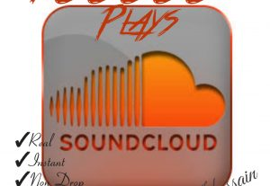 I will provide you 100000+ Plays for your SoundCloud Tracks with Real, HQ and 100% Organic at Instant.