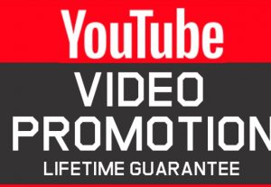 NON DROP 2000+ YouTube Video Views Promotion and Marketing