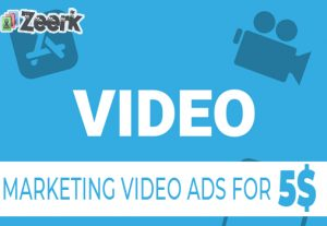 I will create a video marketing for your product or website