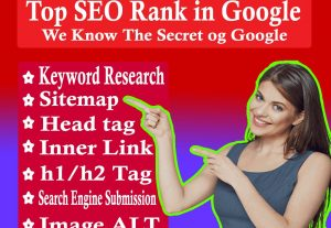 On page SEO to rank your website in Google