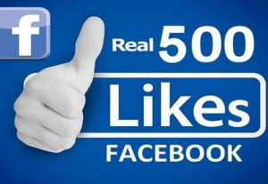 Instant 500 Facebook Post Likes or 10K Video Views