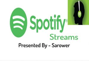 Fast 100K Spotify Plays Music Advertisement Promotion