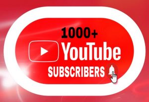 I Will Provide 1000+ Youtube Subscribers!!!