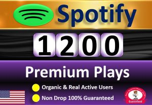 Get 1200+ Premium Plays From HQ Account & A+ Country USA or 𝐔𝐒𝐀/𝐂𝐀/𝐄𝐔/𝐀𝐔/𝐍𝐙/𝐔𝐊, Real and Active Users  Guaranteed