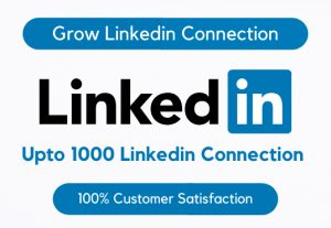 I will promote your LinkedIn profile to get 200 connections