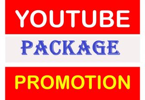 I Will Add YouTube 100+ Like,10+ Custom Comments, 30+ Subscriber & 120+ Views Real