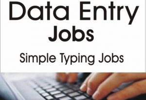 I will do fast and accurate data entry, web research