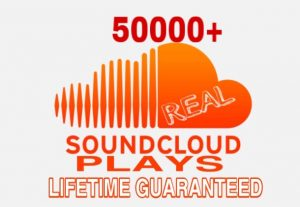 I will Provide 50000+ Sound Cloud Plays Instant & Lifetime Guaranteed